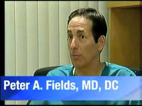 Dr. Fields Interviewed on KCAL/CBS About 'Prolotherapy'