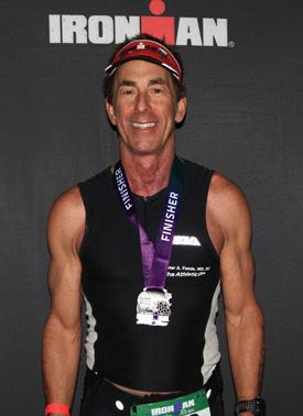 Ironman Santa Rosa Finisher