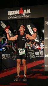 Ironman Santa Rosa Finishline 3
