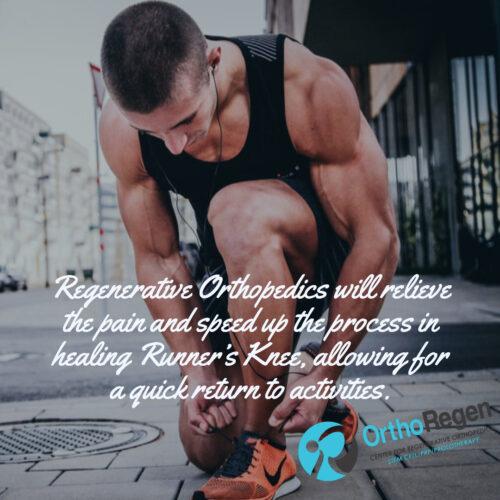 Runner's Knee Pain