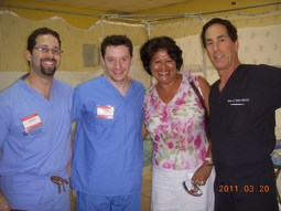With Two Other Student Docs And A Patient