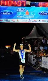 Cozumel 2011 Finish2
