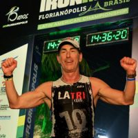 Ironman Brazil Finish
