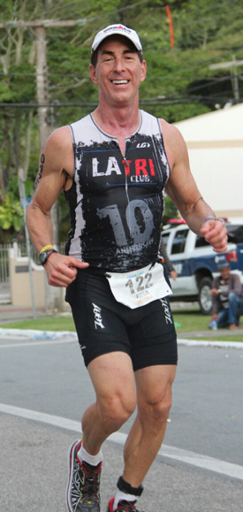 Ironman Brazil Running