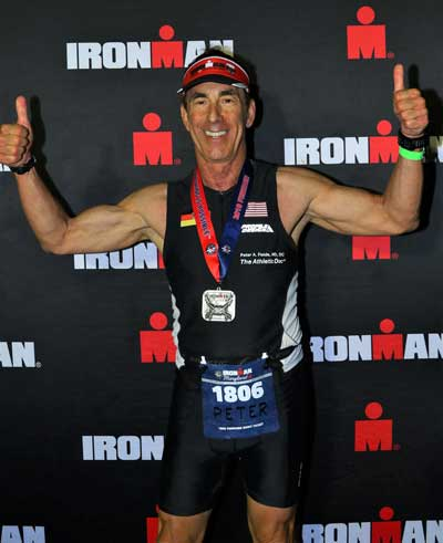 Ironman Maryland 2018 Finisher